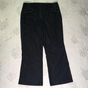 Black tara Ryan pants size 10